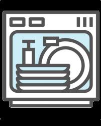 Geschirrspueler-spuelmaschine